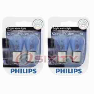 2 pc Philips Parking Light Bulbs for Honda Accord Civic Odyssey Prelude es