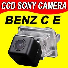 CCD Mercedes-Benz C-class e-class cl-class s-class car reverse rear view camera