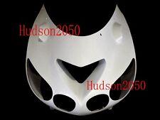 Unpainted front nose Upper Fairing For KAWASAKI Ninja ZX14R 06 07 08 09 10 11
