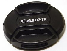 Canon 55mm lens front cap snap on type for 50mm f1.8 SC FD     Free Shipping USA