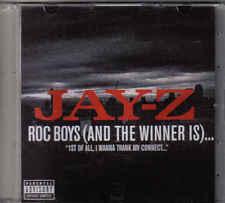 Jay-Z-Roc Boys Promo cd single
