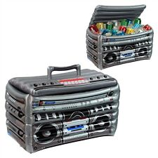 Inflatable 80's BOOMBOX COOLER Decoration*80's Party*BACK 2 THE FUTURE