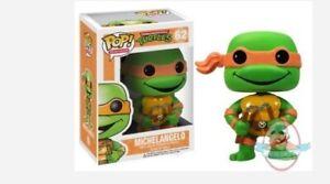 Pop! Television: Teenage Mutant Ninja Turtles Michelangelo Figure