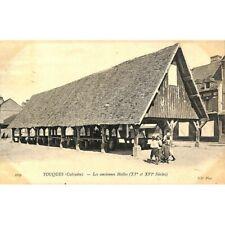 [14] Touques - Les anciennes Halles.
