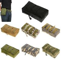 Tactical MOLLE Medic Tool Bag PALS Modular Utility Pouch Magazine Bag Waist Bag