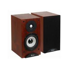 Revolver Audio Music 1 Dark Cherry HiFi Bookshelf Loudspeakers