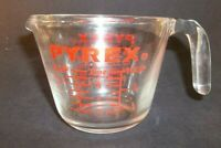 Vintage Pyrex 508 1 Cup Measuring Cup Corning USA