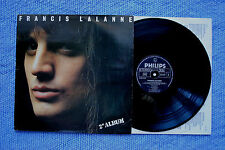 FRANCIS LALANNE / LP PHILIPS 6313 089 / Recto 1- verso 1- label 1 / 1980 ( F )