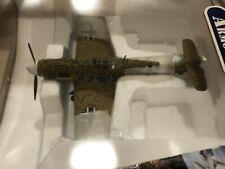 Franklin Mint 1:48 Messerschmitt Me-Bf109G-2 Trop.Tunisia 'Black 2', No. B11E057