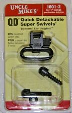 "UNCLE MIKE'S SLING SWIVEL QUICK DETACHABLE SUPER SWIVELS FOR 1"" SLINGS 1001-2"