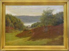 Künstlerische Malereien aus 1900-1949 Art Nouveau-Öl