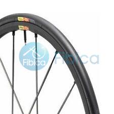 New Mavic Aksion Road Folding Cycling Bike Tire 700 x 25C White Black