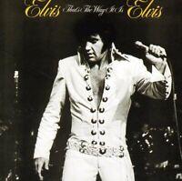 Elvis Presley - Elvis That's the Way It Is (NEW CD)