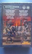 Warhammer 40k Possessed Chaos Space Marines metal oop