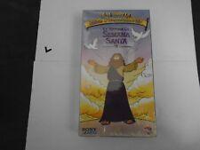 LA HISTORIA DE SEMANA SANTA VHS NEW LA BIBLIA PARA PRINCIPIANTES