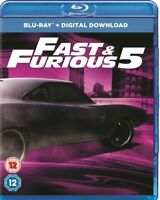 Fast & Furious 5 - Rapide Cinq Blu-Ray (8295781)