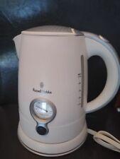 Russell Hobbs 1.7L Electric Kettle Toastmaster RHEKRET White ~ Nice & Clean