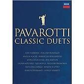 Luciano Pavarotti: Classic Duets DVD NEW