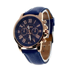 "Latest 2017 Women""s Watch Geneva Roman Numerals Analog Quartz Watch Casual Watch"