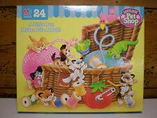 Vintage Littlest Pet Shop Yarn Basket Puzzle 1993 Kenner