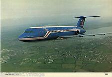 Postcard 309 - Plane/Aviation 395 Air UK BAC 1-11