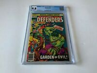 DEFENDERS 36 CGC 9.8 WHITE PAGES RED GUARDIAN PLANTMAN MARVEL COMICS 1976