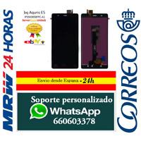 Pantalla Completa  BQ Aquaris E5 HD Negra Tactil + LCD Negro IPS5K0858FPC-A1
