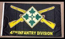 4th Infantry Division flag