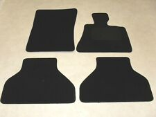 BMW X5 E70 2006-2013 Fully Tailored Deluxe Car Mats in Black