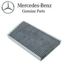 Original Mercedes Benz Charcoal Cabin Air HVAC Filter 01-07 C Class W203 W209