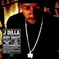 J Dilla - 'Ruff Draft: Dilla's Mix The Instrumentals' (Vinyl LP Record) JAY DEE