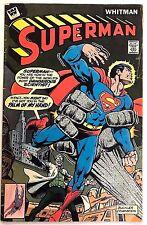 SUPERMAN#325 VG 1978 WHITMAN VARIANT DC BRONZE AGE COMICS