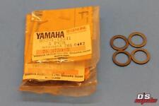 NOS Yamaha OEM Kick Start Washer TT350 TY175 IT175 DT125 QTY4 90201-12541-00