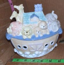 Noah's Arch Porcelain Night Light