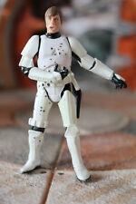 Luke Skywalker Death Star Trash Compactor Star Wars SAGA 2002