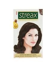 Streax Darkest Brown Hair Colour No.3,Goodness oF Walnut Oil  50ml