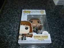 POP VINYL Harry Potter series #113 Hermione Granger wingardium leviosa