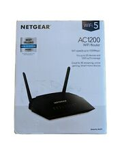 NETGEAR WiFi Router (R6230) AC1200 Dual Band Wireless Speed