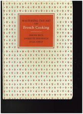 1st Edition Signed Julia Child 1961 Mastering the Art of French Cooking