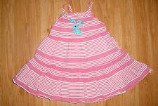 Girls-Old Navy-Blues Clues Puppy Dog-Stripes Photo Birthday Jumper Dress-18-24 m