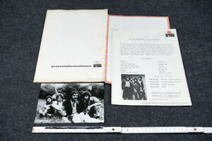 MUNGO JERRY original vintage press photo - press kit folder Pressefoto Rock Pop