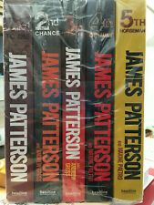James Patterson Women's Murder Club Series 1 Collection (Books 1 To 5) Paperback