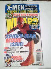 Wizard Magazine # 128 Spiderman