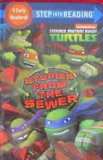 Step into Reading Series Step 4; Stories From The Sewer Teenage Mutant Ninja Tur