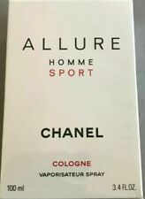 Chanel Allure Homme Sport Cologne Eau de Toilette 3.4/100ml Men France New SALE!