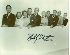 Shelley Winters Lolita Night Of The Hunters Oscar Winner Signed Autograph Photo