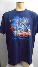 Disney World Toy Story Cars Incredibles Blue T Shirt Size XL BNWT