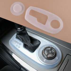 Silicone Gear Shift Panel Cover Fit For Nissan Patrol Y62 Infiniti QX80
