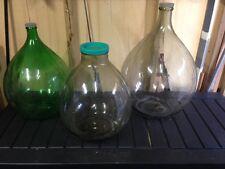 Demijohns for Wine, Oil Vinegar Storage