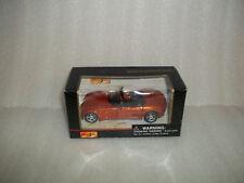 Maisto Motorized DODGE Copperhead Concept Car PULL BACK & GO - Damaged Box